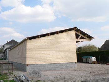 Sarl Lenoir 76 Fabricant D Abri Bois Haut De Gamme Mini Hangars Ossature Bois Abri Traditionnel Batiments Agricole